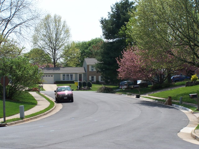 Leesburg Country Club Street Scene